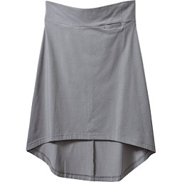 KAVU Stella Womens Skirt, Grey, 256
