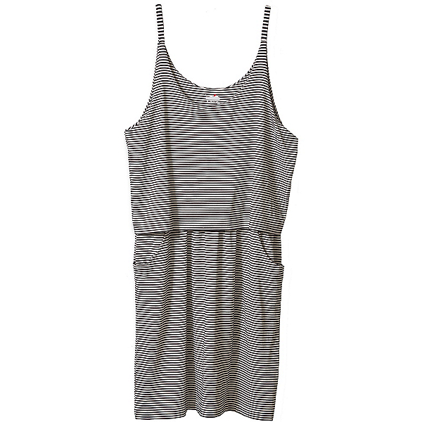 KAVU Coco Dress, Black N White, 600