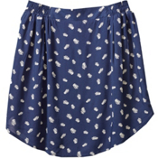 KAVU South Beach Skirt, Navy, medium