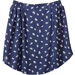 KAVU South Beach Skirt, Navy, 256
