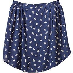 KAVU South Beach Womens Skirt, Navy, 256