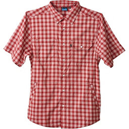 KAVU Hudson Mens Shirt, Brick, 256