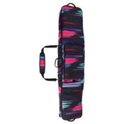 Burton Wheelie Gig 156cm Snowboard Bag 2017, Glitch Print, medium