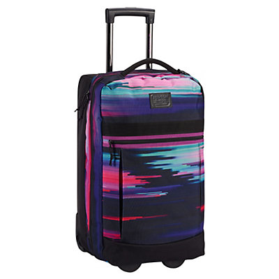 Burton Charter Roller Bag 2017, Glitch Print, viewer