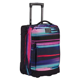 Burton Overnight Roller Bag 2017, Glitch Print, 256