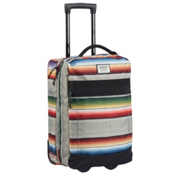 Burton Overnighter Roller Bag 2018, Bright Sinola Stripe, medium