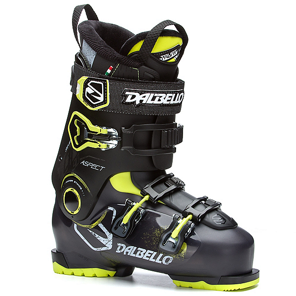 Dalbello Aspect 90 Ski Boots 2017, Black Transparent-Black, 600