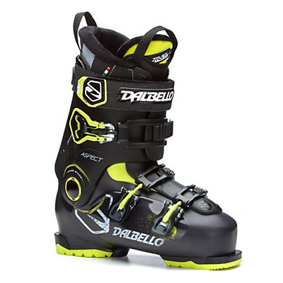 Dalbello Aspect 90 Ski Boots 2017, Black Transparent-Black, viewer