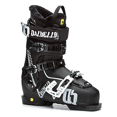 Dalbello Voodoo Ski Boots 2017, Black-Black, viewer