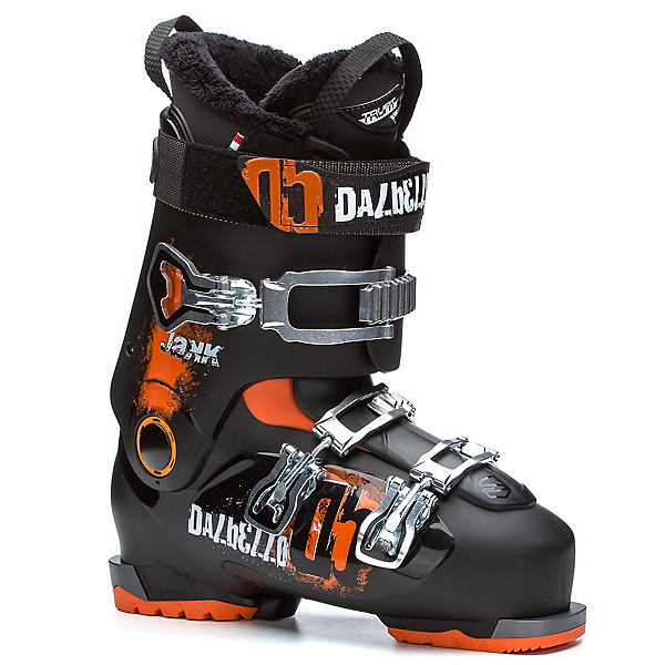 Dalbello Jakk Ski Boots 2017, Black-Black-Orange, 600