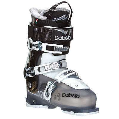 Dalbello Kyra 85 W Womens Ski Boots 2017, Black Transparent-Black-White, viewer