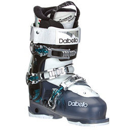 Dalbello Kyra 75 W Womens Ski Boots 2017, Black Transparent-Black, 256
