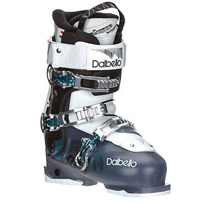 Dalbello Kyra 75 W Womens Ski Boots 2017, Black Transparent-Black, viewer