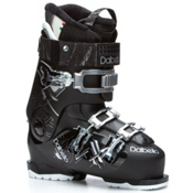 Dalbello Luna 70 Womens Ski Boots 2017, Black-Black, medium