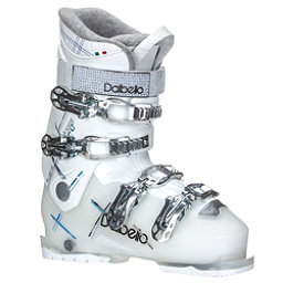Dalbello Aspire 65 Womens Ski Boots 2017, Transparent White-White, 256