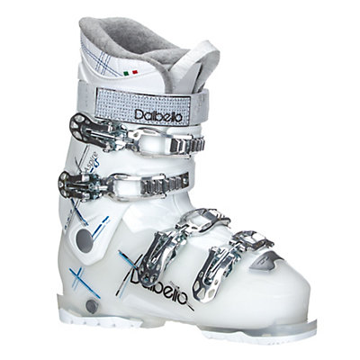 Dalbello Aspire 65 Womens Ski Boots 2017, Transparent White-White, viewer