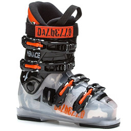 Dalbello Menace 4 Kids Ski Boots 2017, Transparent-Black, 256