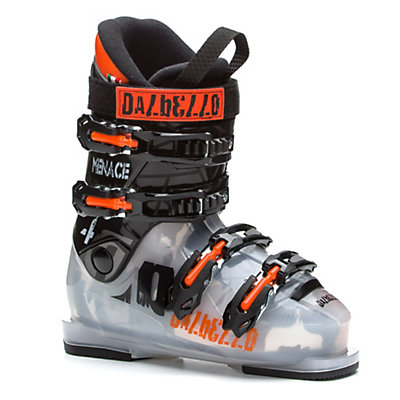 Dalbello Menace 4 Kids Ski Boots 2017, Transparent-Black, viewer