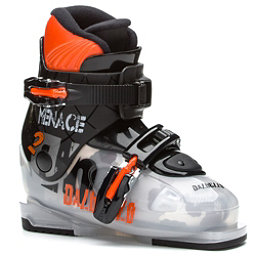 Dalbello Menace 2 Kids Ski Boots 2017, Transparent-Black, 256