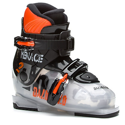 Dalbello Menace 2 Kids Ski Boots 2017, Transparent-Black, viewer