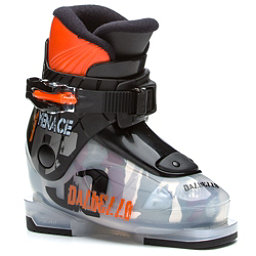 Dalbello Menace 1 Kids Ski Boots 2017, Transparent-Black, 256
