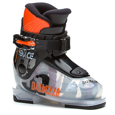 Dalbello Menace 1 Kids Ski Boots 2017, Transparent-Black, viewer