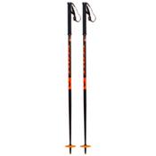 Scott Riot 22 Ski Poles 2017, Black, medium