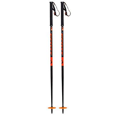 Scott Riot 22 Ski Poles 2017, Black, viewer