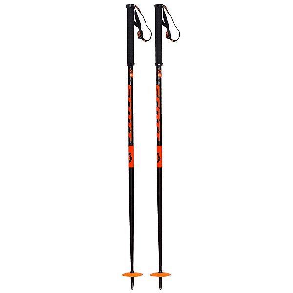 Scott Riot 22 Ski Poles 2017, Black, 600