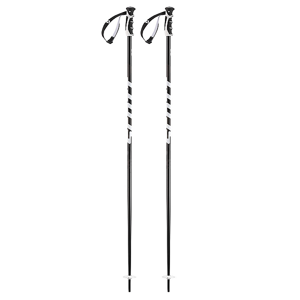 Scott Punisher Ski Poles, Black, 600