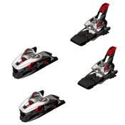 Marker XCell 12.0 Ski Bindings 2018, White-Black-Red, medium