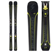 Blizzard Quattro 8.4 Ti Skis with Xcell 12 Bindings 2018, , medium