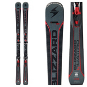 Blizzard Quattro 8.0 Ti Skis with TCX 12 Bindings 2018, , medium