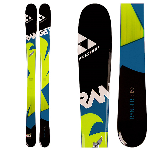 Fischer Ranger Jr. Kids Skis 2017, , 600