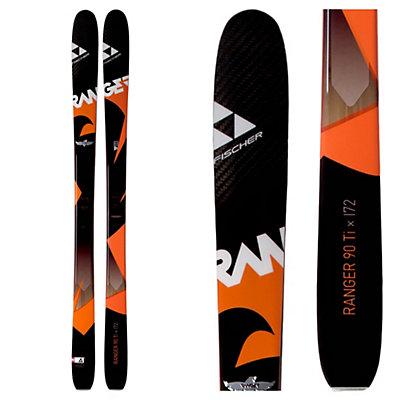 Fischer Ranger 90Ti Skis 2017, , viewer