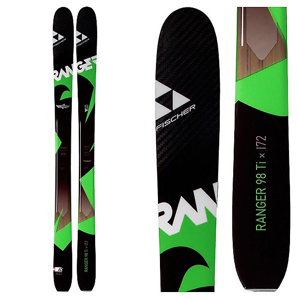 Fischer Ranger 98Ti Skis 2017, , 600