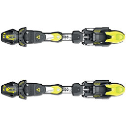 Fischer RC4 Z13 FreeFlex Ski Bindings 2017, Solid Black-Yellow, 256