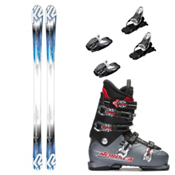 K2 AMP RX, Marker 10.0 EPS, and Nordica NXT N6 Ski Package, , medium