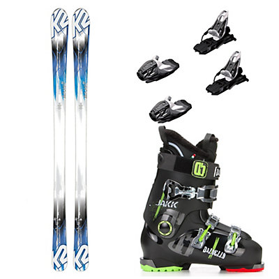 K2 AMP RX, Marker 10.0 EPS, and Dalbello Jakk Ski Package, , viewer