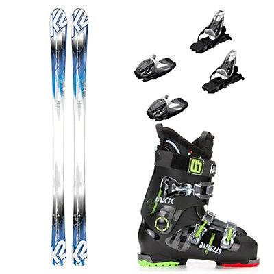 K2 AMP RX, Marker 10.0 EPS, and Dalbello Jakk Ski Package, , viewer