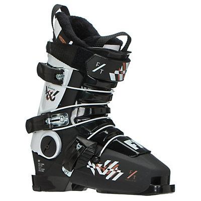 Full Tilt Rumor Womens Ski Boots 2017, Black-White, viewer