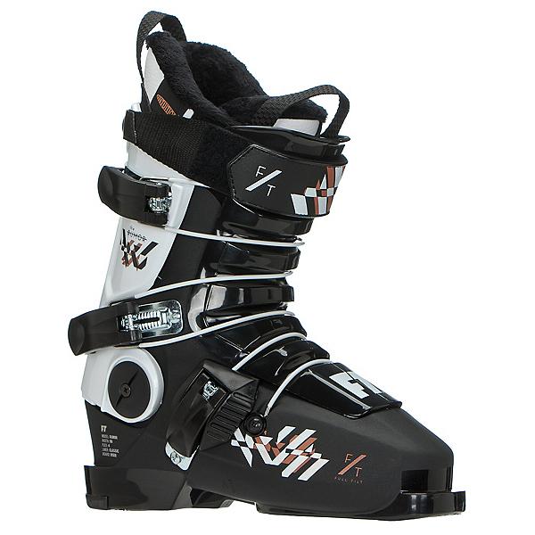 Full Tilt Rumor Womens Ski Boots 2018, Black-White, 600