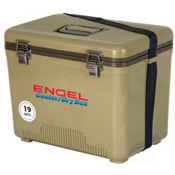 Engel 19QT Cooler/Dry Box 2016, Tan, medium