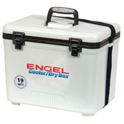 Engel 19QT Cooler/Dry Box 2016, White, medium