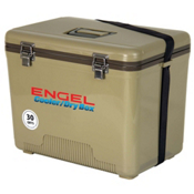Engel 30QT Cooler/Dry Box 2016, Tan, medium