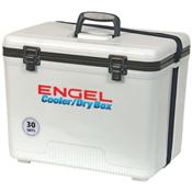 Engel 30QT Cooler/Dry Box 2016, White, medium