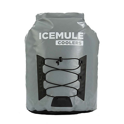 Ice Mule Coolers Pro Backpack Cooler 2016, Gray, viewer