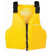 Extrasport Fleet Universal Life Jacket - PFD, Yellow, medium