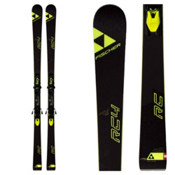 Fischer RC4 World Cup RC Racetrack Race Skis with Z12 Powerrail Bindings 2017, , medium