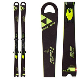 Fischer RC4 World Cup SC Race Skis with Z12 Powerrail Bindings 2017, , 256